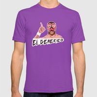 ROH El Generico Mens Fitted Tee Ultraviolet SMALL