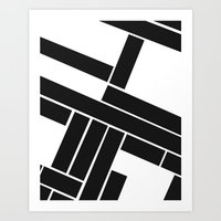 MAKES YOU GO AROUND Art Print