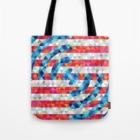 Abstract America Tote Bag