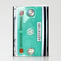 Adventure Wolkswagen. Su… Stationery Cards