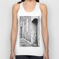 Oxford Abandoned Unisex Tank Top