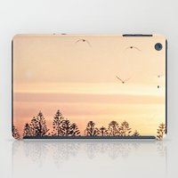 A beautiful day's end iPad Case