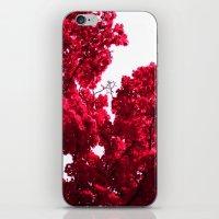Red Tree V iPhone & iPod Skin
