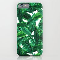 iPhone & iPod Case featuring Palm  by Amy Sia