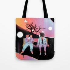 Coexistentiality (Sustaining Life) Tote Bag