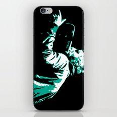 Liam Gallagher iPhone & iPod Skin