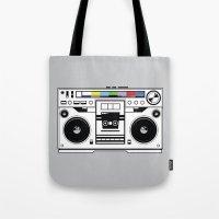 1 kHz #1 Tote Bag