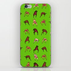Cow Dancers 2 iPhone & iPod Skin