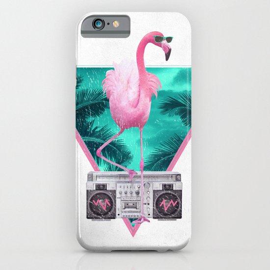 Miami Flamingo iPhone & iPod Case