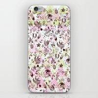 TATTOOS LOVE iPhone & iPod Skin