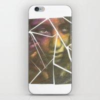 Shatter iPhone & iPod Skin