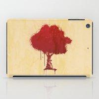S Tree T iPad Case