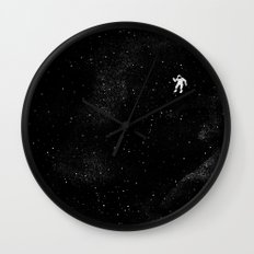 Gravity Wall Clock