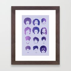 Prince Framed Art Print