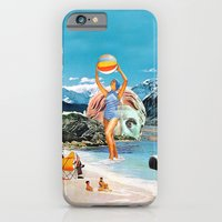 iPhone & iPod Case featuring Poseidon in Love by Eugenia Loli