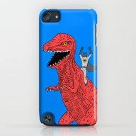 Dinosaur B Forever iPod touch Slim Case