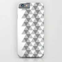 iPhone & iPod Case featuring Grey or Gray by Carley Lee