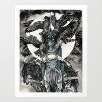 Peregrine  Art Print
