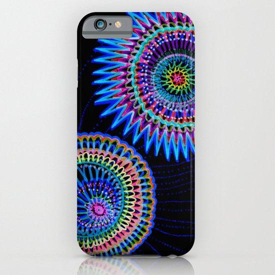 virus war color iPhone & iPod Case
