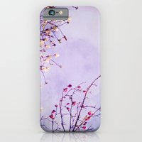 iPhone & iPod Case featuring Magnolias by Hello Twiggs