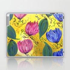 Country Flowers Laptop & iPad Skin
