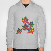 Hexagon Explosion Hoody