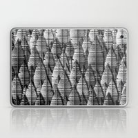 federwald (monochrome series) Laptop & iPad Skin