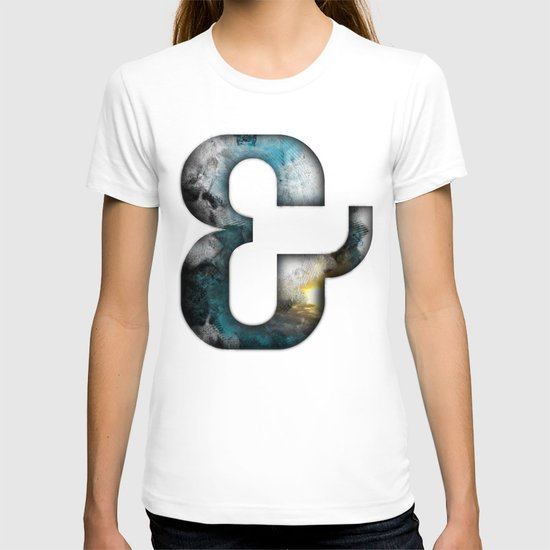 Ampersand Series - Silom Typeface T-shirt