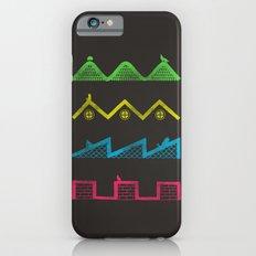Sound Waves iPhone 6 Slim Case