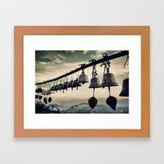 Hyms Framed Art Print