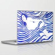 Laptop & iPad Skin featuring Water Nymph XIV by Stevyn Llewellyn