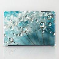 Indigo With White Sparkl… iPad Case