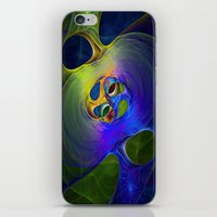 Funny Colours iPhone & iPod Skin
