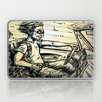 Run For The Border! Laptop & iPad Skin