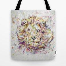 Lion // Tarmuk Tote Bag