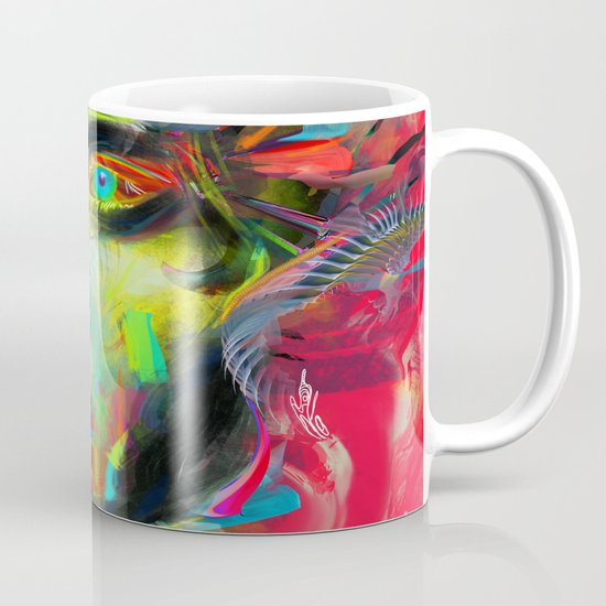 Rainscape Rhythm Mug