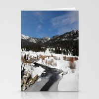 Carson River Stationery Cards