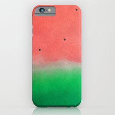 Watermelon Washout #soci… iPhone 6 Slim Case