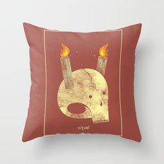 ritual Throw Pillow