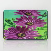Purple magic  iPad Case