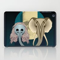 Love In Times Of Ebola iPad Case