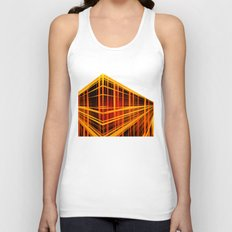 Abstract 77 Unisex Tank Top