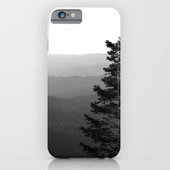 Mountain Layers iPhone & iPod Case