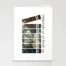 I'm Going On An Adventur… Stationery Cards