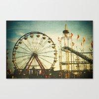 Carnival - Color Canvas Print
