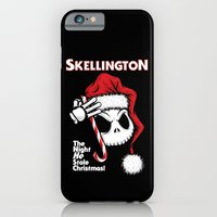 The Halloween Nightmare iPhone 6 Slim Case