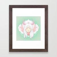 Confection Framed Art Print