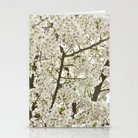 Cherry Blossom Tree Stationery Cards