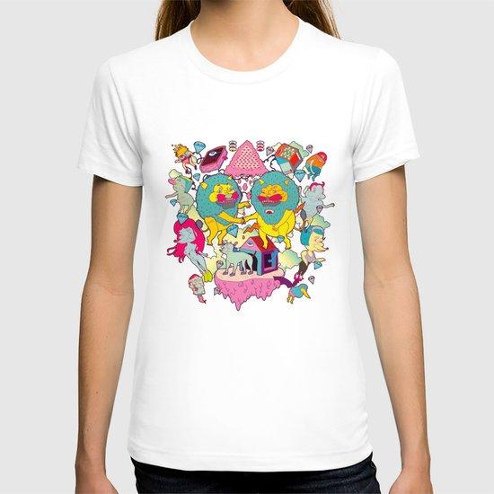 celebración T-shirt