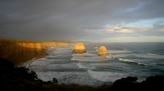 Limestone Coast - Australia Canvas Print